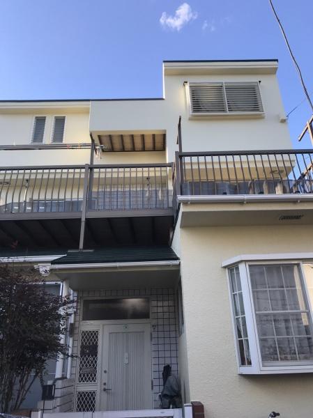 所沢市  S様邸 屋根外壁塗り替え