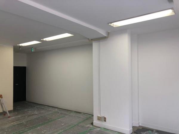 室内塗装工事